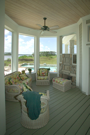 Sun porch on pinterest sun room sunroom and porches for Florida room designs
